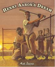Book Cover for HENRY AARON'S DREAM