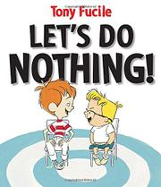 Book Cover for LET'S DO NOTHING
