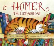 HOMER THE LIBRARY CAT by Reeve Lindbergh