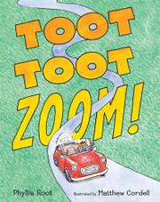 Cover art for TOOT TOOT ZOOM!