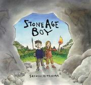 Cover art for STONE AGE BOY