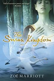 Cover art for THE SWAN KINGDOM