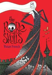 Cover art for THE ROBE OF SKULLS