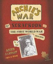 Book Cover for ARCHIE'S WAR