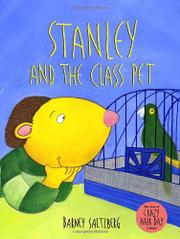 Book Cover for STANLEY AND THE CLASS PET
