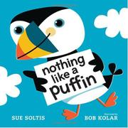 Book Cover for NOTHING LIKE A PUFFIN