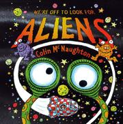 Cover art for WE'RE OFF TO LOOK FOR ALIENS