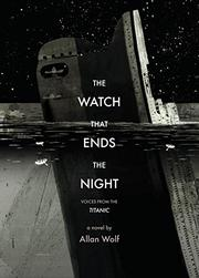 Cover art for THE WATCH THAT ENDS THE NIGHT