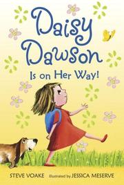 Cover art for DAISY DAWSON IS ON HER WAY!