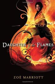 Book Cover for DAUGHTER OF THE FLAMES