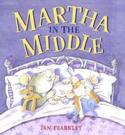 Cover art for MARTHA IN THE MIDDLE