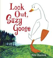 Book Cover for LOOK OUT, SUZY GOOSE