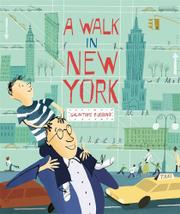 Book Cover for A WALK IN NEW YORK