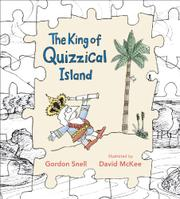 Cover art for THE KING OF QUIZZICAL ISLAND