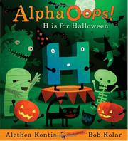H IS FOR HALLOWEEN by Alethea Kontis