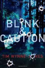 Book Cover for BLINK AND CAUTION