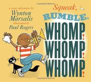 Cover art for SQUEAK, RUMBLE, WHOMP! WHOMP! WHOMP!