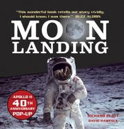 Book Cover for MOON LANDING