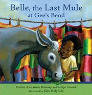 Cover art for BELLE, THE LAST MULE AT GEE'S BEND