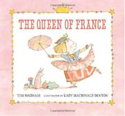 Cover art for THE QUEEN OF FRANCE