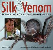 Book Cover for SILK & VENOM