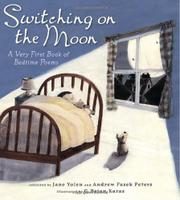 Book Cover for SWITCHING ON THE MOON