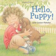 Cover art for HELLO, PUPPY!