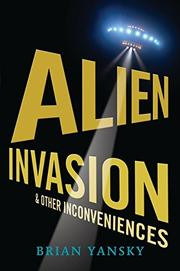 Book Cover for ALIEN INVASION