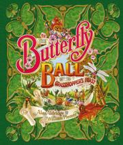 Cover art for THE BUTTERFLY BALL AND THE GRASSHOPPER'S FEAST