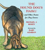 Book Cover for THE HOUND DOG'S HAIKU