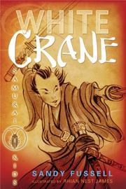 Cover art for WHITE CRANE