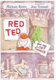 Cover art for RED TED AND THE LOST THINGS