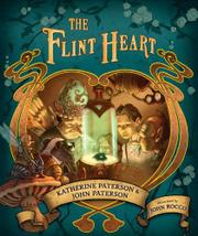 Book Cover for THE FLINT HEART