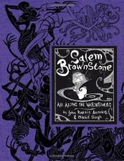 Cover art for SALEM BROWNSTONE