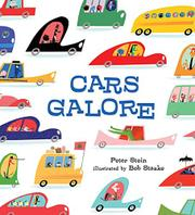 Cover art for CARS GALORE