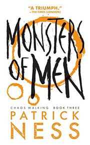 Book Cover for MONSTERS OF MEN