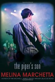 Cover art for THE PIPER'S SON