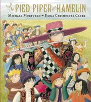 Book Cover for THE PIED PIPER OF HAMELIN
