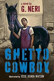 Cover art for GHETTO COWBOY