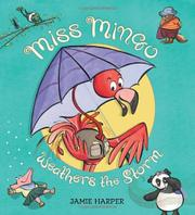 Cover art for MISS MINGO WEATHERS THE STORM