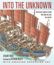 Cover art for INTO THE UNKNOWN