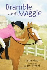 Book Cover for BRAMBLE AND MAGGIE