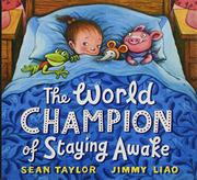 Book Cover for THE WORLD CHAMPION OF STAYING AWAKE