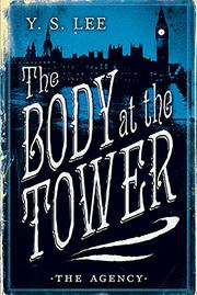 Cover art for THE BODY AT THE TOWER
