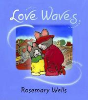 Book Cover for LOVE WAVES