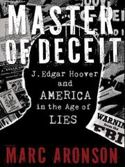 Cover art for MASTER OF DECEIT