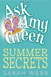 SUMMER SECRETS by Sarah Webb