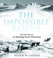 Cover art for THE IMPOSSIBLE RESCUE