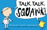 Book Cover for TALK, TALK, SQUAWK!