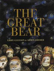 Cover art for THE GREAT BEAR